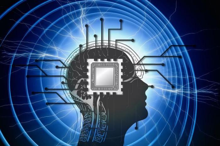 Ανθρώπινος εγκέφαλος από μηχανήματα