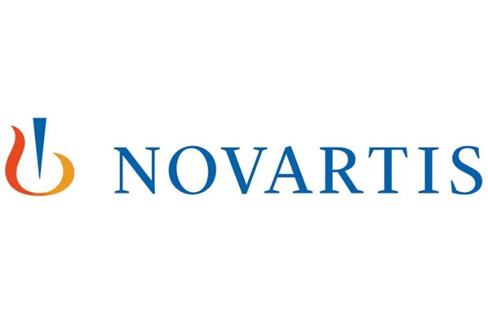 λογότυπο της novartis