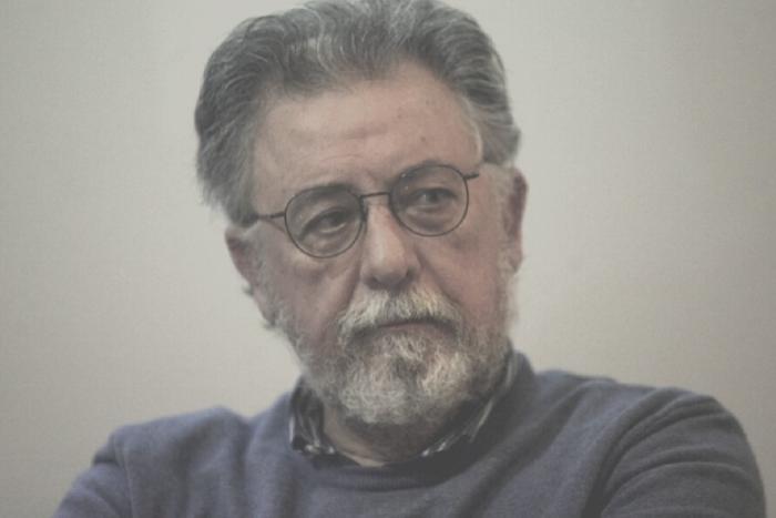 ο Γιάννης Πανούσης