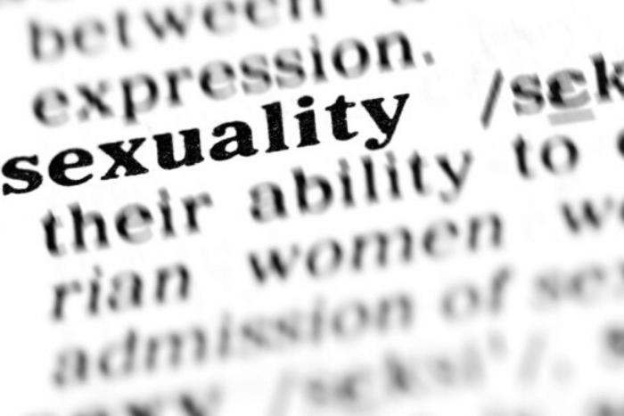 λέξη sexuality με έντονα γράμματα μέσα σε κείμενο