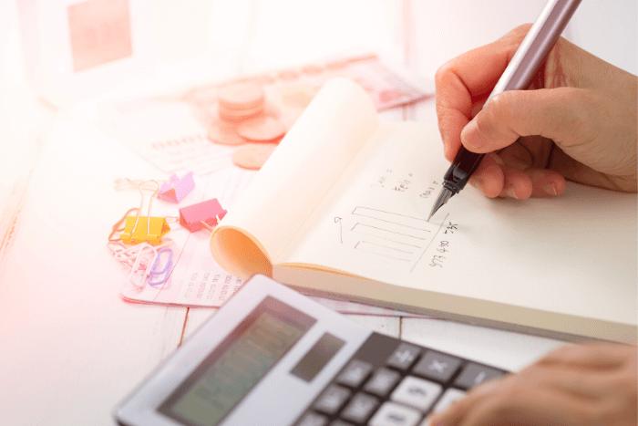 υπολογισμός εισοδημάτων με αριθμομηναχή