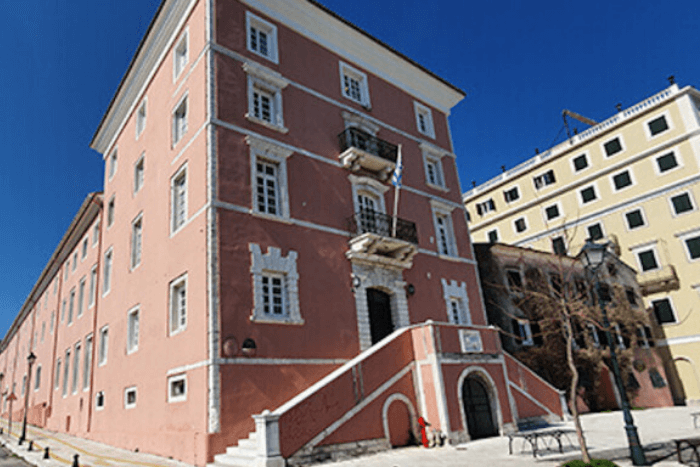 Ιόνιο Πανεπιστήμιο (κτίριο)