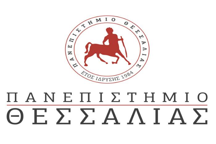 Λογότυπο Πανεπιστήμιο Θεσσαλίας