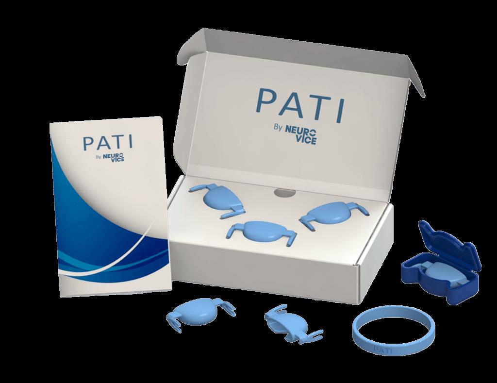 Η συσκευή PATI