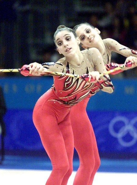 Εύα Χριστοδούλου κοντινό στους ολυμπιακοί αγώνες 2000