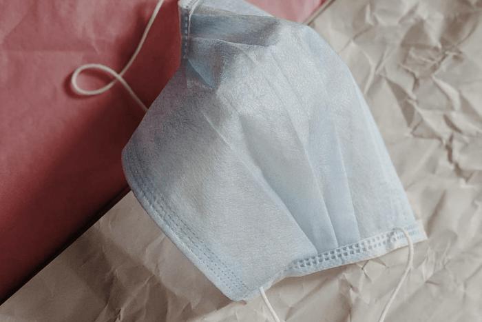 χειρουργική μάσκα