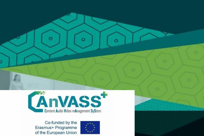 λογότυπο canvass+ ευρωπαϊκό πρόγραμμα