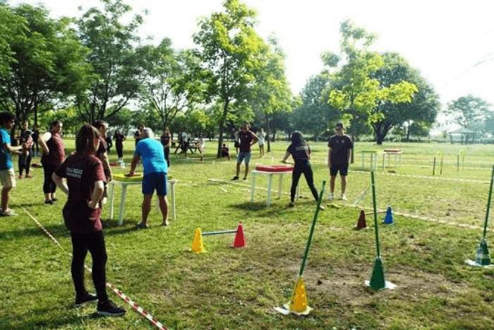 πρόγραμμα αθλητισμού για άτομα με αναπηρίες