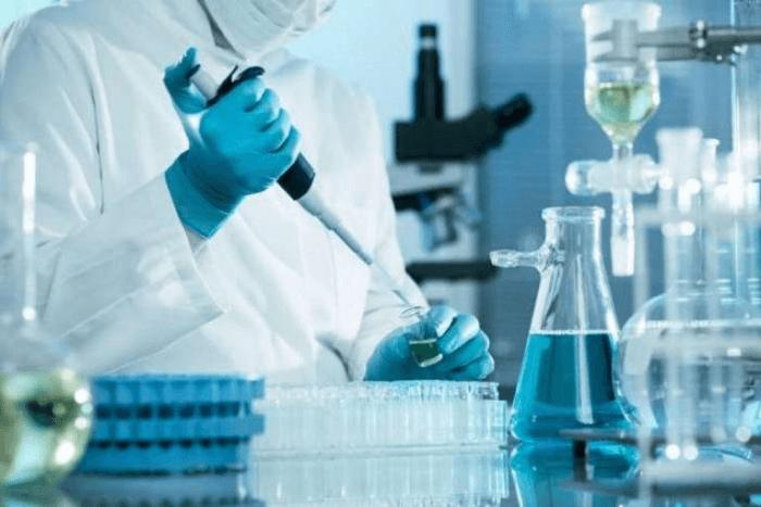 εργαστήριο γενετικής