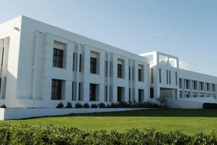 ίδρυμα τεχνολογίας έρευνας, κτήριο