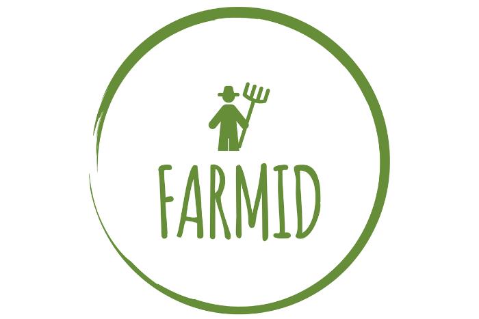 λογότυπο πλατφόρμας Farmid