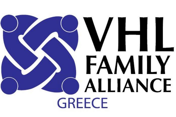 Λογότυπο Σωματείου για τη Νόσο V.H.L.