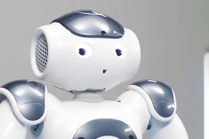 ρομπότ ΝΑΟ