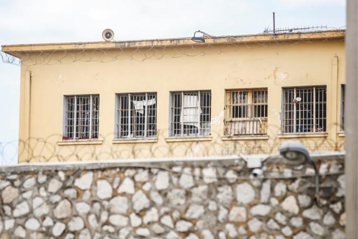 κτίριο φυλακών