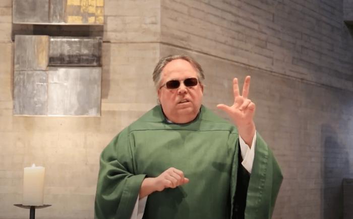 Ο Peter Hepp σχολιάζει εδάφια από το κατά Μάρκον Ευαγγέλιο