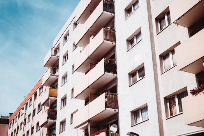 κτίρια πολυκατοικιών