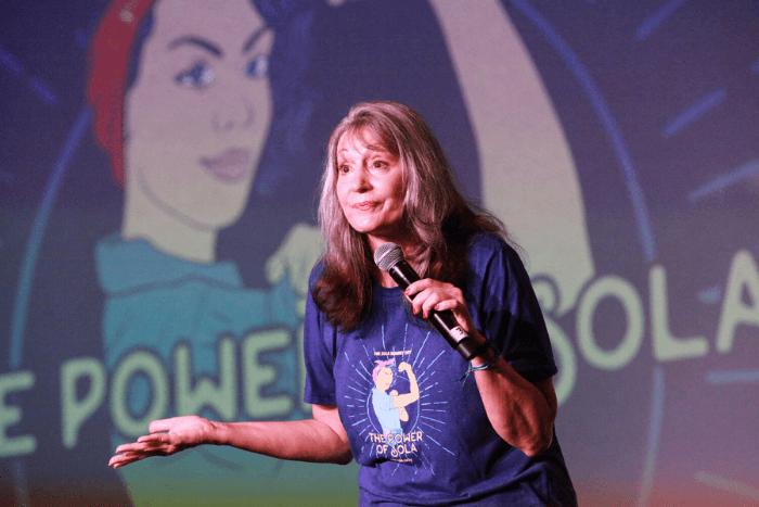 Η Kathy Buckley