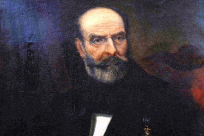 Προσωπογραφία του Νικόλαου Μαντζόρου